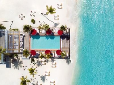 Hôtels Top sur l'Atoll de Malé Nord