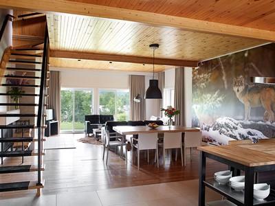 Condo 2 Rooms de l'Auberge du Lac-à-l'Eau-Claire