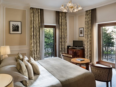 Superior Room du Baglioni Hotel Regina, en Italie