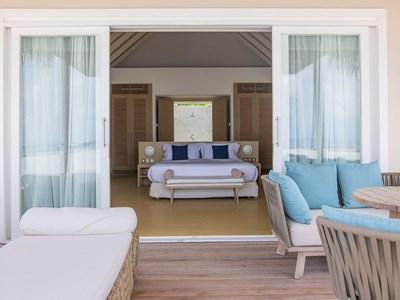 Pool Sunset Beach Villa