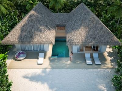 Two Bedroom Family Beach Villa