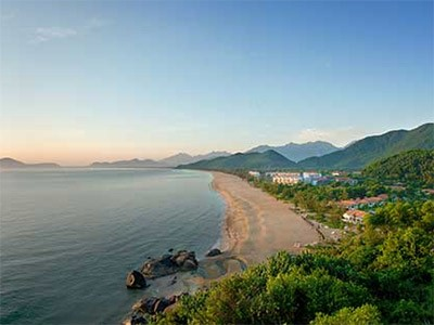 La Baie de Lang Co