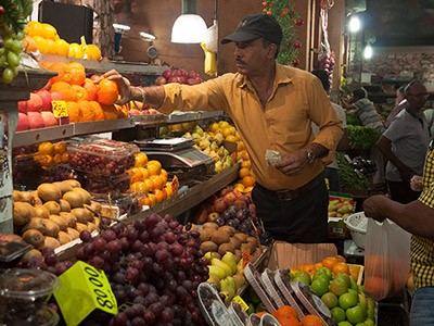 Balade culinaire dans Port-Louis