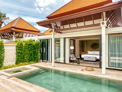 La Serenity Pool Villa