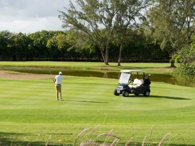 Séjour golf à Belle Mare