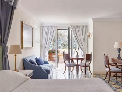 Double Superior du Belmond Hotel Caruso en Italie
