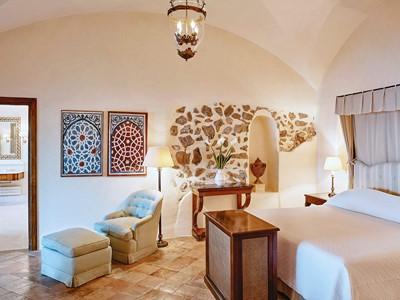 Exclusive Suite du Belmond Hotel Caruso en Italie