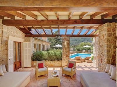 Suite Presidential de l'hôtel Belmond La Residencia