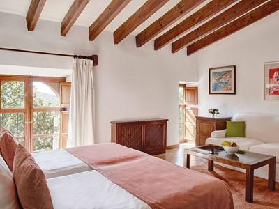 Double Classic Room de l'hôtel Belmond La Residencia