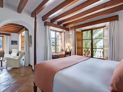 Junior Suite Superior de l'hôtel Belmond La Residencia