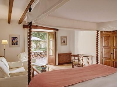 Deluxe Double Room de l'hôtel Belmond La Residencia