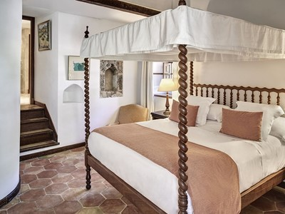 Junior Deluxe Suite de l'hôtel Belmond La Residencia