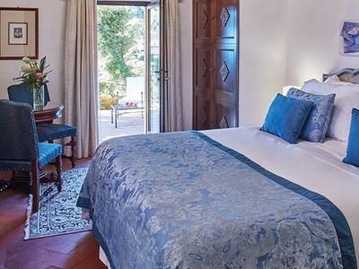 Double Deluxe Room du Belmond Villa San Michele