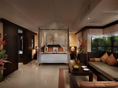 Garden Pool Villa du Bo Phut Resort à Koh Samui