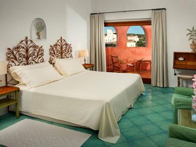 Superior Room de l'hôtel Cala di Volpe en Italie