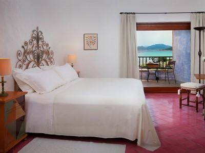 Premium Room de l'hôtel Cala di Volpe en Italie