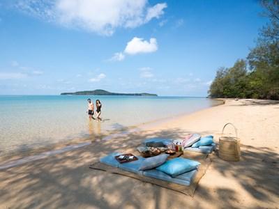 Séjour plage au Cambodge