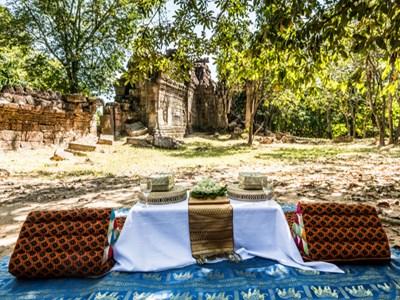 Voyage sur mesure au Cambodge