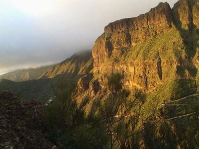 Canyon de Masca