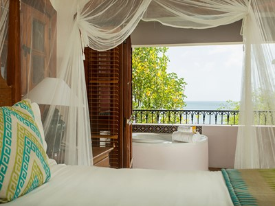 1 Bedroom Oceanview Villa Suite + Jacuzzi du Cap Maison