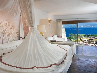 Junior Suite Executive du Capo d'Orso Thalasso & Spa