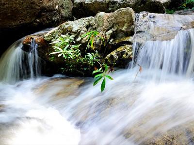 Cascade Huay Toh