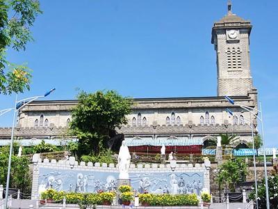 Cathédrale de Nha Trang