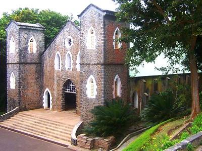 Cathédrale Saint-Gabriel