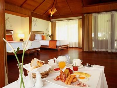 Cabana Suite de l'hôtel Centara Tropicana à Koh Chang