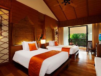Superior Room de l'hôtel Centara Tropicana à Koh Chang