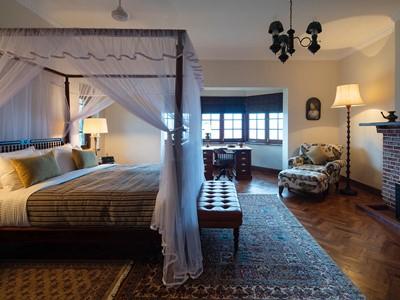 Master Suite du Ceylon Tea Trails à Nuwara Eliya