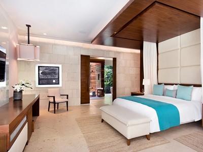 Presidential Villa de l'hôtel Chable Resort & Spa