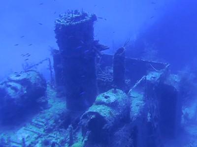 Cimetière des bateaux de Cape Santa Maria