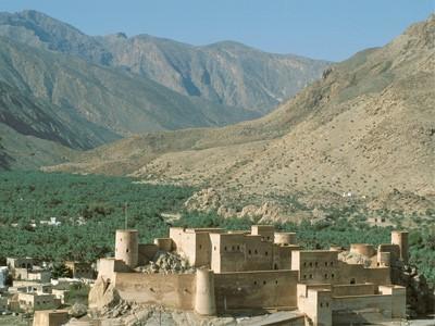 Citadelle de Bahla