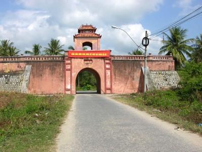 Citadelle de Diên Khanh