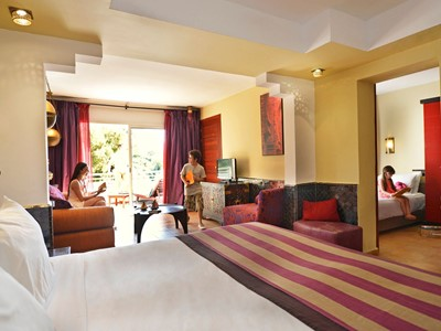 Chambre Deluxe Famille du Club Med Agadir