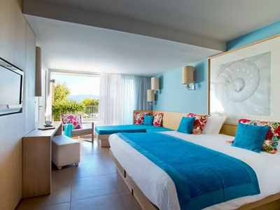 Chambre Deluxe du Club Med Gregolimano en Grèce