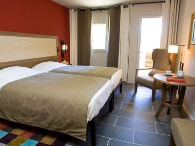 Chambre Club du Club Med Opio en Provence