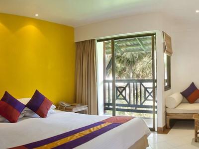 Chambre Club du Club Med Phuket en Thailande