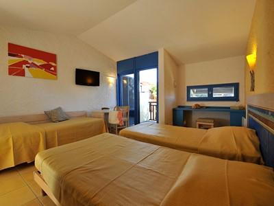 Chambre Club Famille du Club Med Sant'Ambroggio
