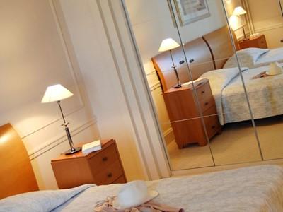 Chambre Club du Club Med Vittel Ermitage en Lorraine
