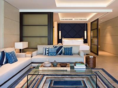 One Bedroom Residence de l'hôtel COMO Uma Canggu