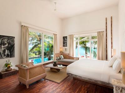 Presidential Villa de l'hôtel Constance Aiyana Pemba