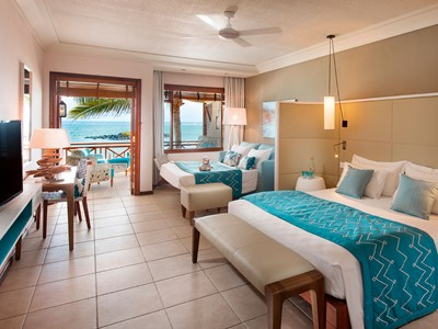 Junior Suite Beachfront