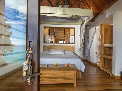 South Beach Villa du Constance Tsarabanjina Madagascar