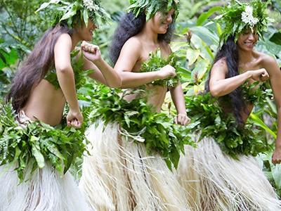 Cours de Danse Tahitienne