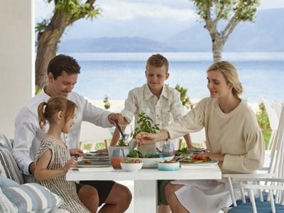 vacances en famille en Crète