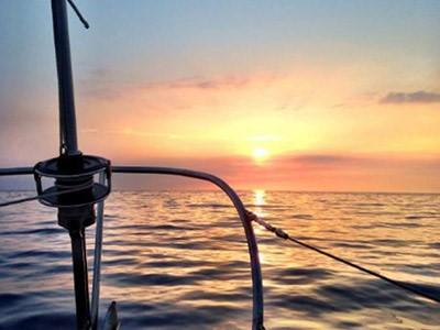 Croisière au coucher de soleil (2h)