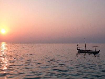 Croisière autour de l'atoll de Baa