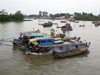 Croisière dans le Delta du Mékong à bord du Mystic